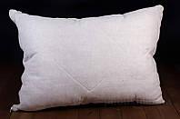 Подушка Lintex лен серый 70х70 см