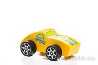 Машинка деревянная Тера-Спорт LM-4 Cubika 12954