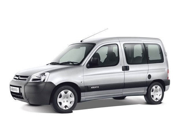 Шторки Citroen Berlingo 2003-2008