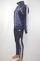 Модный костюм плащевка школа синий, фото 1