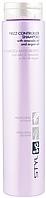 Шампунь для непослушных и кучерявых волос 250 мл  Styl-ING Frizz Controller Shampoo ING Professional
