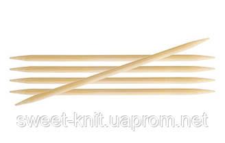 Спицы носочные 15 см Bamboo KnitPro 2.5, 15