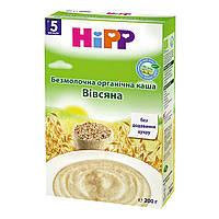 Безмолочная органическая каша HiPP Овсяная, 200 г. 3017 ТМ: HiPP