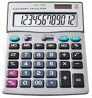 Калькулятор CITIZEN 999, двойное питание LO