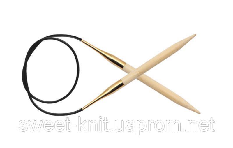 Спицы круговые 80 см Bamboo KnitPro