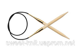 Спицы круговые 80 см Bamboo KnitPro 9, 80
