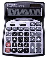 Калькулятор CITIZEN 9833, двойное питание LO