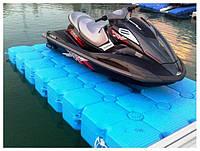 Сухой док для катера, понтон для гидроцикла