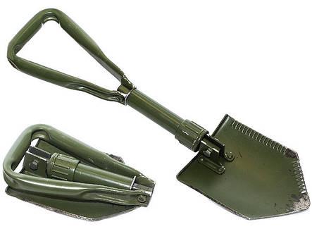 Складная саперная лопата армии Бундесвера 58см, фото 2