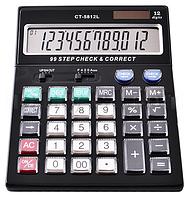 Калькулятор CITIZEN 5812, двойное питание LO