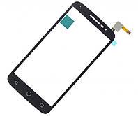 Сенсор (Touch screen) Alcatel 7043K/ 7043Y Pop 2 чёрный