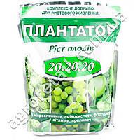 Удобрение Плантатор Рост плодов 20.20.20 1 кг