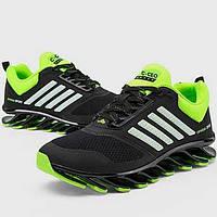 Беговая обувь Зеленый / Красный Обувь Мужской Синтетика / Тюль 04715137