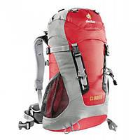 Велорюкзак Deuter Climber 22L Fire/silver, фото 1
