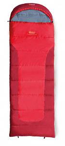 Детский спальный мешок Pinguin Blizzard Junior 150 R red