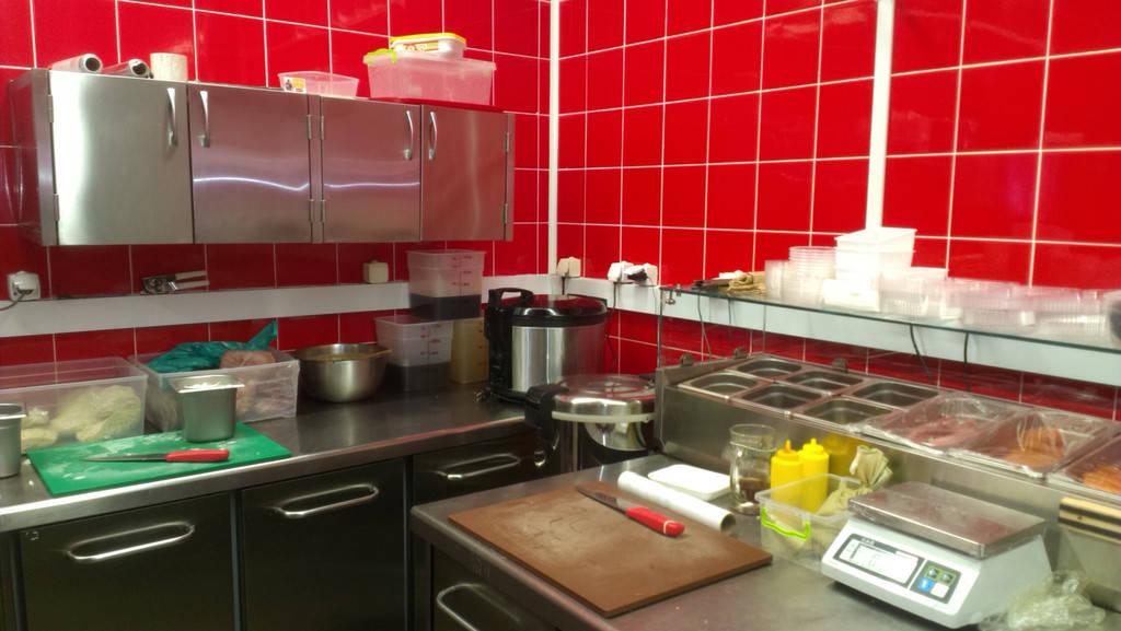 Ресторан паназиатской кухни на Сумской (Харьков) - оснащение технологическим и нейтральным (нержавеющим) оборудованием