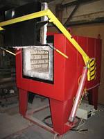 Печь камерная СНО 4.8.4/11 И4П 400х800х400 мм