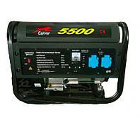 Бензогенератор CARVER WK-5500Е (5/5,5 кВт)