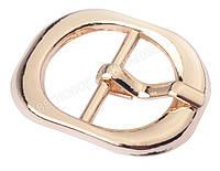 Пряжка для обуви, классика, цв. золото, 34128