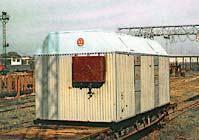 Котельные установки пароводогрейные транспортабельные серии ТКУ от производителя