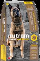 Nutram T26 Total Grain-Free с ягненком и бобовыми, 11,34 кг