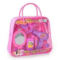 🔥✅ Детский игровой набор Косметика в сумке А 299, набор детской косметики 299 А в сумочке,