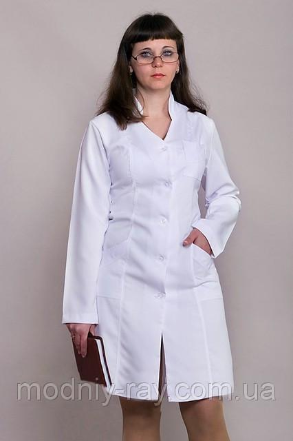 Качественный женский медицинский халат