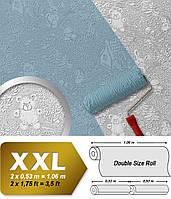 EDEM 361-60 флизелиновые обои под покраску для детской комнаты со сказочными мотивами | белые 26,5 кв м