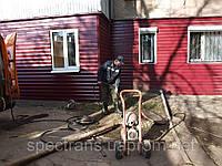 Прочистка канализации, Чистка трубопровода. Прочистка труб в Киеве.
