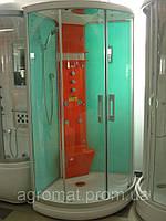 Паровой гидромассажный бокс Appollo A-8022 (белая или оранжевая панель)