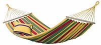 Гамак с планкой тканевый, мексиканский гамак тканевый 200 100cm