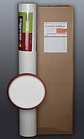 EDEM 357-60 1 коробка 6 рулонов флизелиновые обои под покраску для стен и потолка с эффектом штукатурки   белые 159 кв м