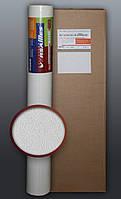 EDEM 377-60  1 коробка 5 рулонов флизелиновые обои под покраску для стен и потолка с декоративной структурой  132 кв м
