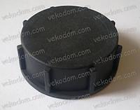 Заглушка пластиковая с резьбой, 1 ½ дюйма