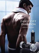 Davidoff Champion туалетная вода 90 ml. (Давидофф Чемпион), фото 3