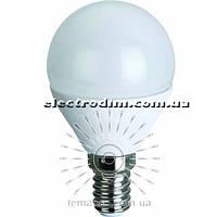 Лампа Lemanso LED G45 E14 7,5W 550LM 4500K / LM704 шар описание, отзывы, характеристики