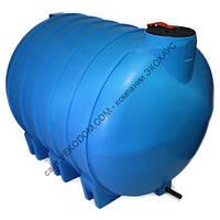 Код-G-5000 АГРО. Емкость горизонтальная для транспортировки воды 5000л