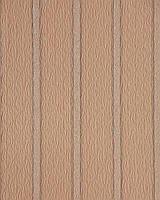 EDEM 174-36 дизайнерские обои с декоративными полосами | какао-коричневые с серебристыми деталями орнамента