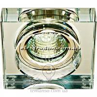 Спот Lemanso ST136 прозрачный-золото G5.3 описание, отзывы, характеристики