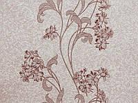 Обои на стену, винил на флизелине, К501 - 01, цветок, 1,06*10м