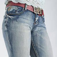 Женские зауженные джинсы - модные модели, низкие цены.