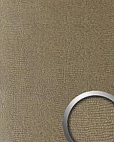 WallFace 16452 LEGUAN дизайнерская самоклеящаяся настенная панель из синтетической кожи светло-коричневая | 2,6 кв.м