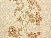 Обои на стену, винил на флизелине, К501-02, аида, цветок, лиана, 1,06*10м