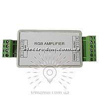 Усилитель сигнала RGB пластик. корпус LEMANSO 12V 144W LD301 / LM809