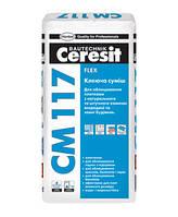 CM 117 Эластичный клей для любых видов плитки 25кг