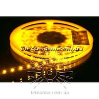 Светодиодная лента LEMANSO IP20 60SMD 3528 12V жёлтая 4.8W/m / LM362