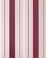 EDEM 069-24 дизайнерские обои в широкую полоску красно-фиолетовые бело-розовые серебристые