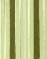 EDEM 069-25 дизайнерские обои в широкую полоску темно-зеленые салатово-белые серебристые