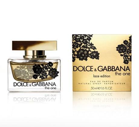 Dolce & Gabbana L'Eau The One Lace Edition парфюмированная вода 75 ml. (Дольче Габбана Л Еау Зе Уан Лейс Эдиш)