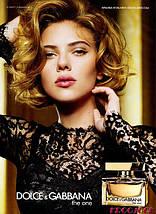 Dolce & Gabbana L'Eau The One Lace Edition парфюмированная вода 75 ml. (Дольче Габбана Л Еау Зе Уан Лейс Эдиш), фото 3